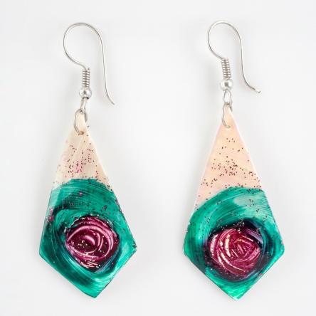 Rosas rosas- omnia-art.net imagen con copyright
